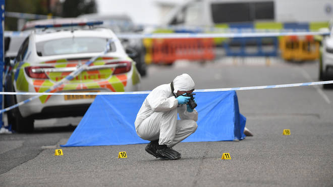 One person was killed in the attack