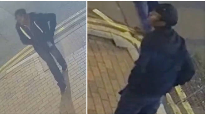 Detectives want to speak with this man over last night's attack
