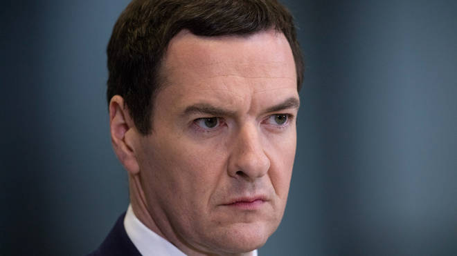 Former Chancellor of the Exchequer George Osbourne said he thinks younger workers in particular could be missing out on vital interactions which could further their career
