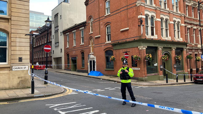 A man has been arrested after the stabbings in Birmingham
