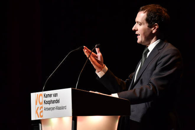 Mr Osborne insisted the government response to the pandemic has been satisfactory