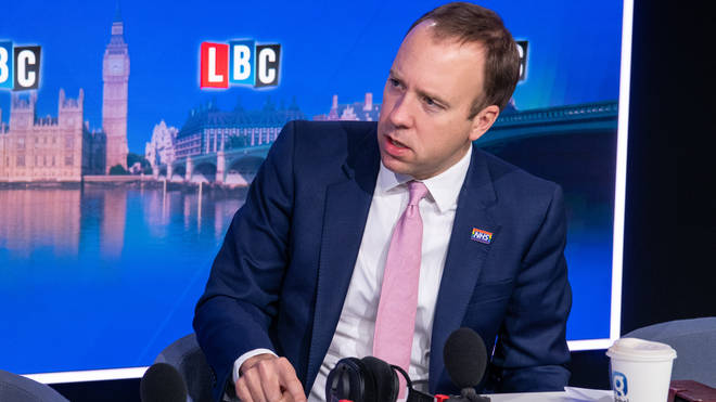 Health Secretary Matt Hancock warned of young people spreading covid