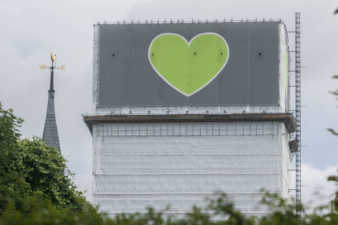 The Grenfell fire claimed 72 lives in 2017