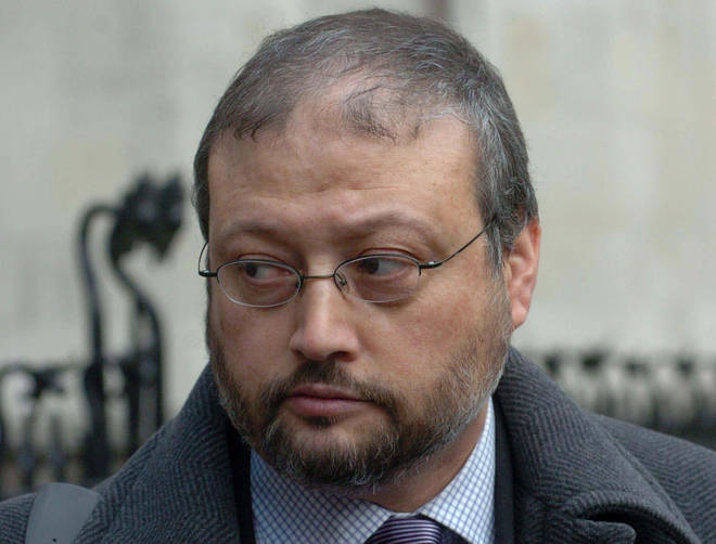Jamal Khashoggi was assassinated when he entered the Saudi consulate in Istanbul in October 2018