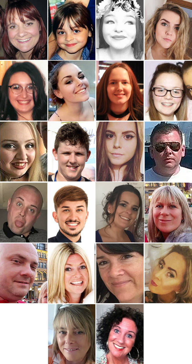 22 people were murdered in the attack in 2017