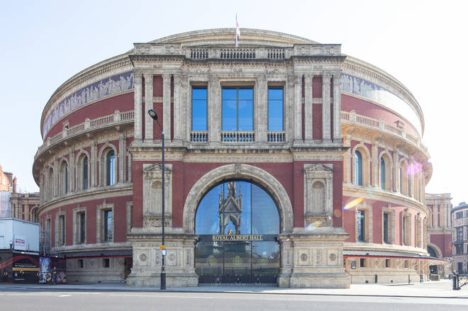 The Royal Albert Hall has been empty for the past six months