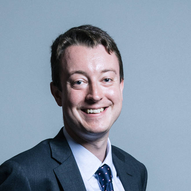 Simon Clarke MP has resigned from government citing personal reasons