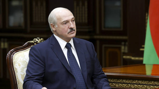 Alexander Lukashenko has ruled Belarus for more than quarter of a century