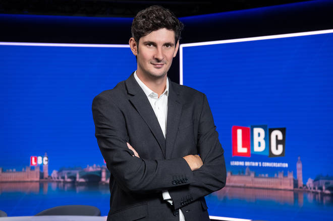 Tom Swarbrick will lead with the biggest stories on LBC's brand-new Sunday morning show