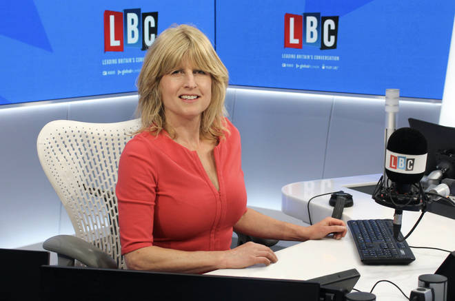 Rachel Johnson will host a new two-hour show on Sunday evening at 7pm
