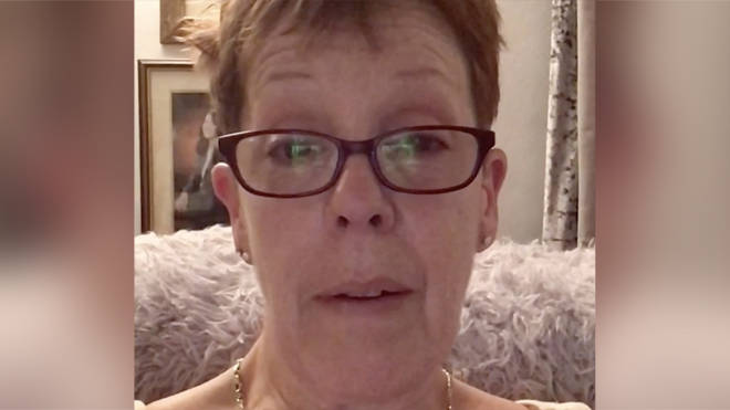 Tracy Higginbottom shared an emotional video after being spat on