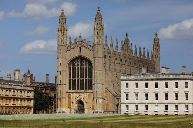 Cambridge University has announced plans to test all its students