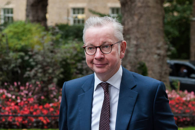 """Michael Gove insisted the Internal Market Bill is """"primarily an economic measure"""""""