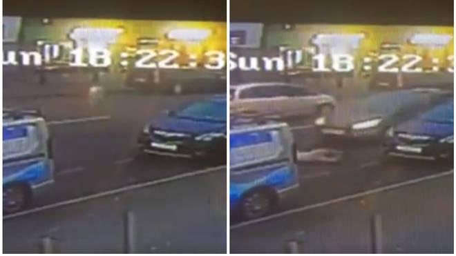 CCTV Blackpool Police