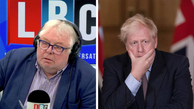 "Conservative Peer warns Boris Johnson&squot;s new Brexit bill will cause ""grave danger"" to the UK"