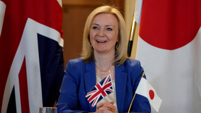 Liz Truss agreed the deal in principle on Friday morning
