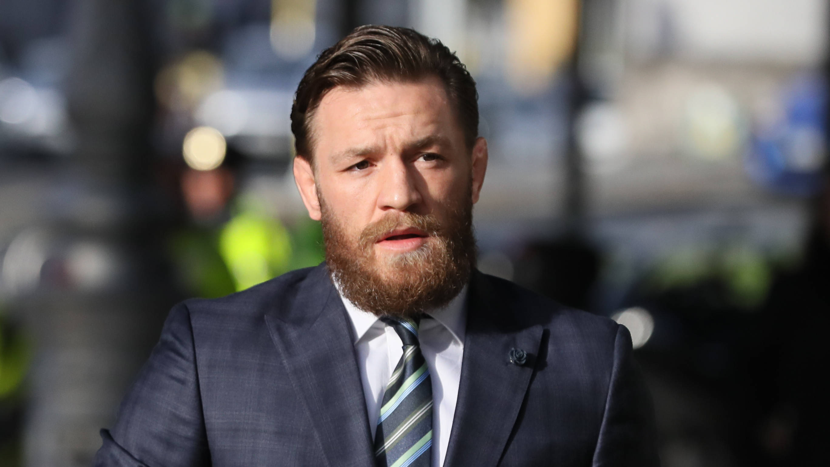 Conor McGregor arrested for 'attempted sexual assault and exhibition' - LBC