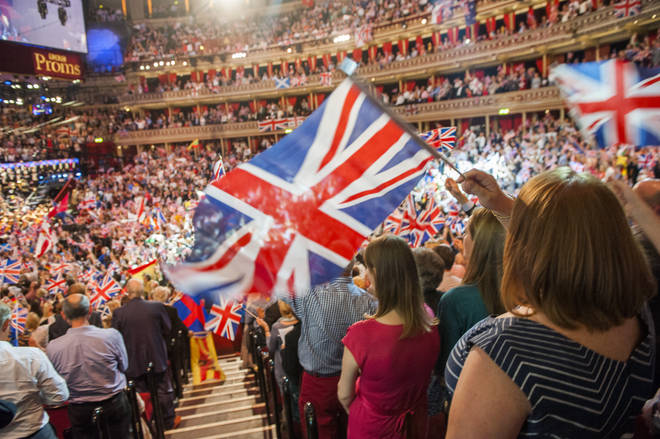 Rule, Britannia! and Land Of Hope And Glory were sung at the Last Night of the Proms despite the row