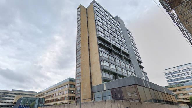 The David Hume Tower at Edinburgh University has been renamed