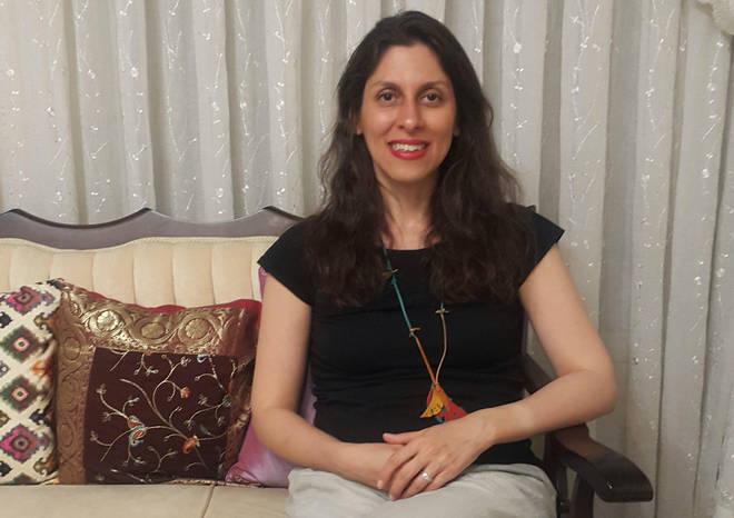 "Nazanin Zaghari-Ratcliffe said she ""can&squot;t take it any more"""
