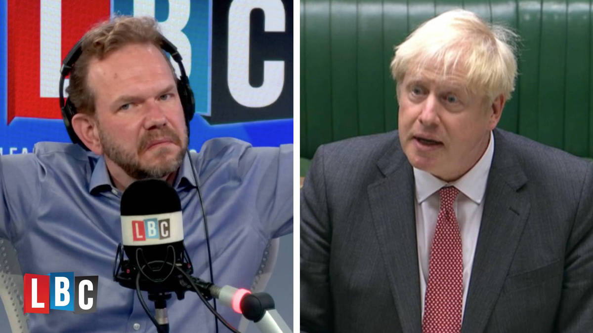 James O'Brien's instant reaction to the Brexit bill passing vote