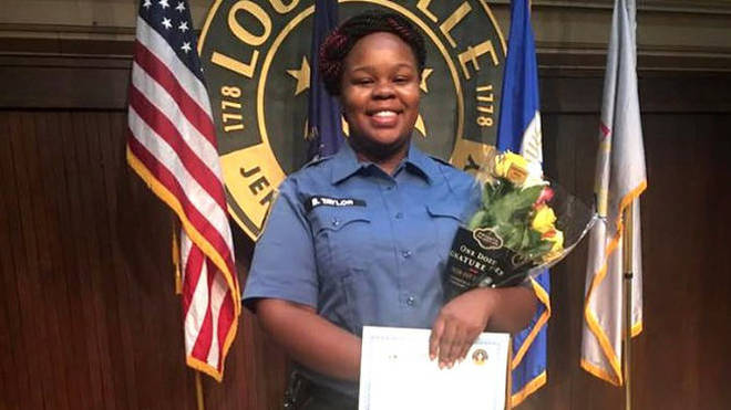 A police officer involved in the death of Breonna Taylor will be fired