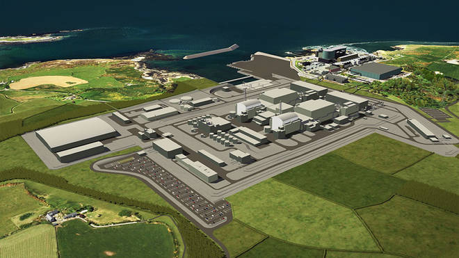 Wylfa power station plans