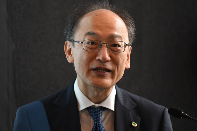 Dr Norihiro Suzuki, Vice President and Executive Officer at Hitachi