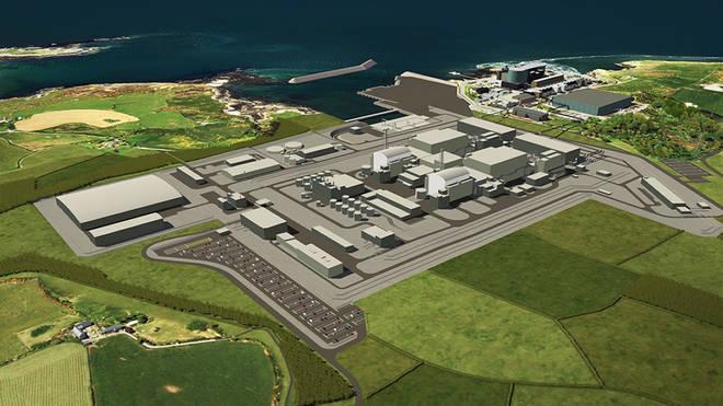 Wylfa power station plans halted