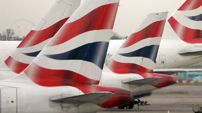 The boss of BA told a commons committee that the airline is fighting to survive