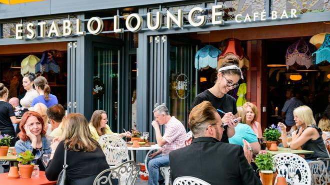 Establo Lounge in Littlehampton