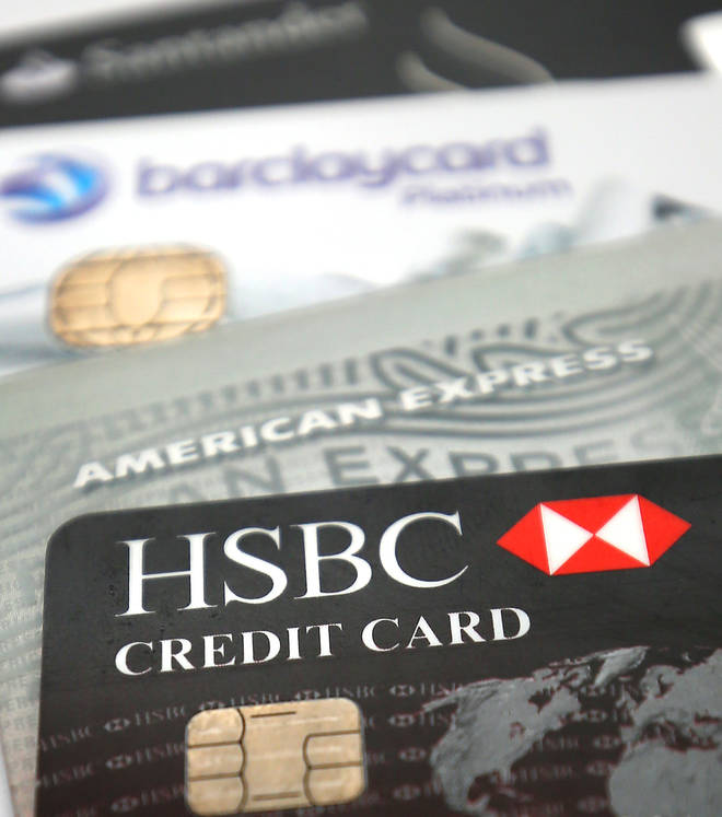 Credit card spending