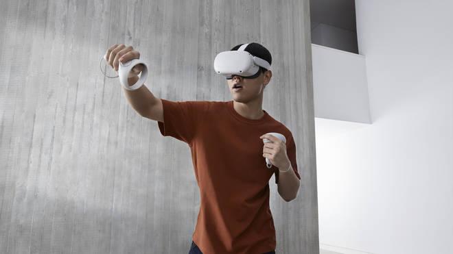 Facebook announces Oculus Quest 2 VR headset