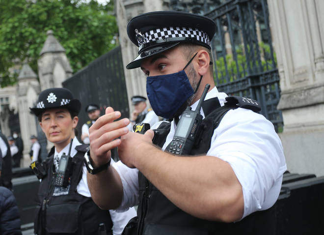 The officer belonged to the Parliamentary and Diplomatic Protection part of the Metropolitan Police