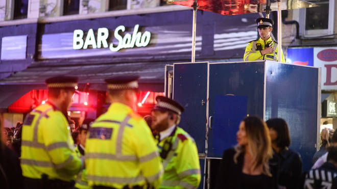 "Policing a London curfew would be ""impossible"" an ex-detective told LBC"