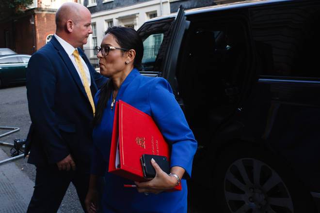 The scathing report claims the Home Office and Home Secretary Priti Patel could not provide any evidence about preparedness for leaving the EU