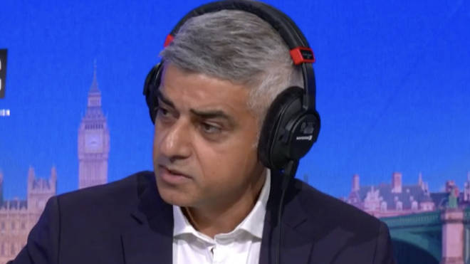 Sadiq Khan warned lockdowns could be coming to London