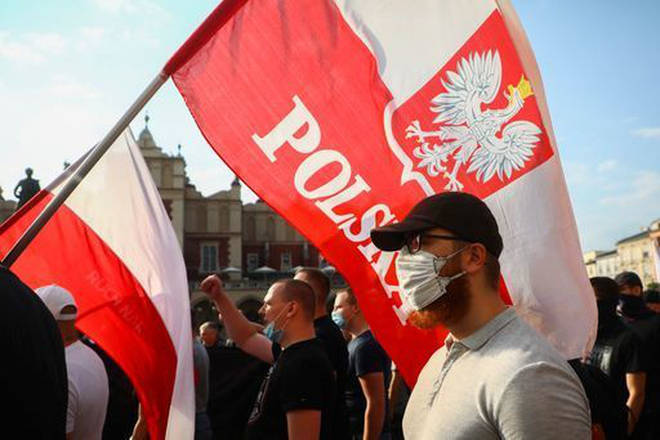 UK campaigners call for action against 'LGBT Free Zones' in Poland