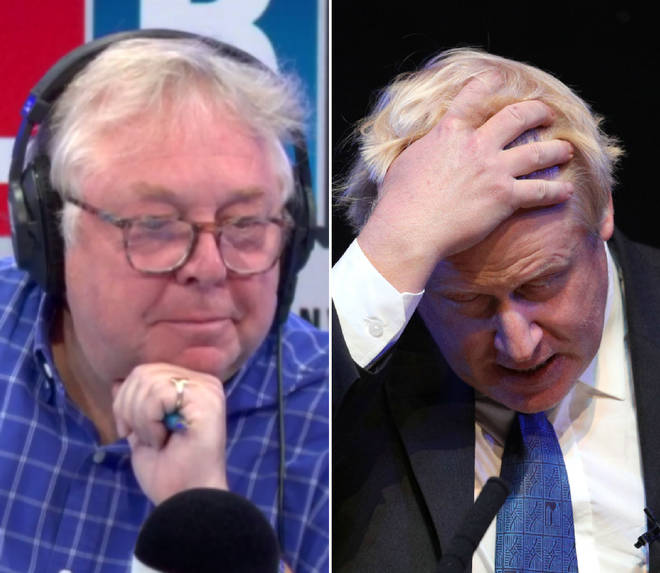 Nick Ferrari spoke to one of Boris Johnson's close advisors