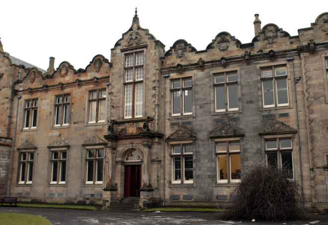 Students at the University of St Andrews have been asked to voluntarily stay at home this weekend