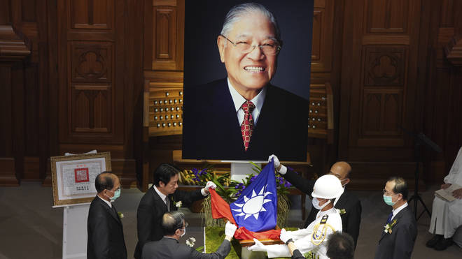 Taiwan memorial