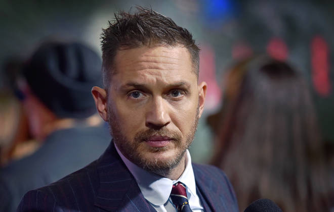 Tom hardy has long been tipped to play James Bond