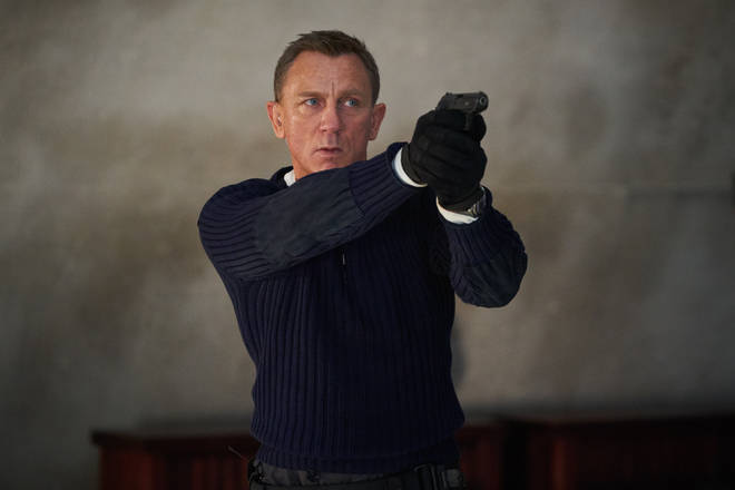 No Time To Die will be Daniel Craig's last outing as James Bond
