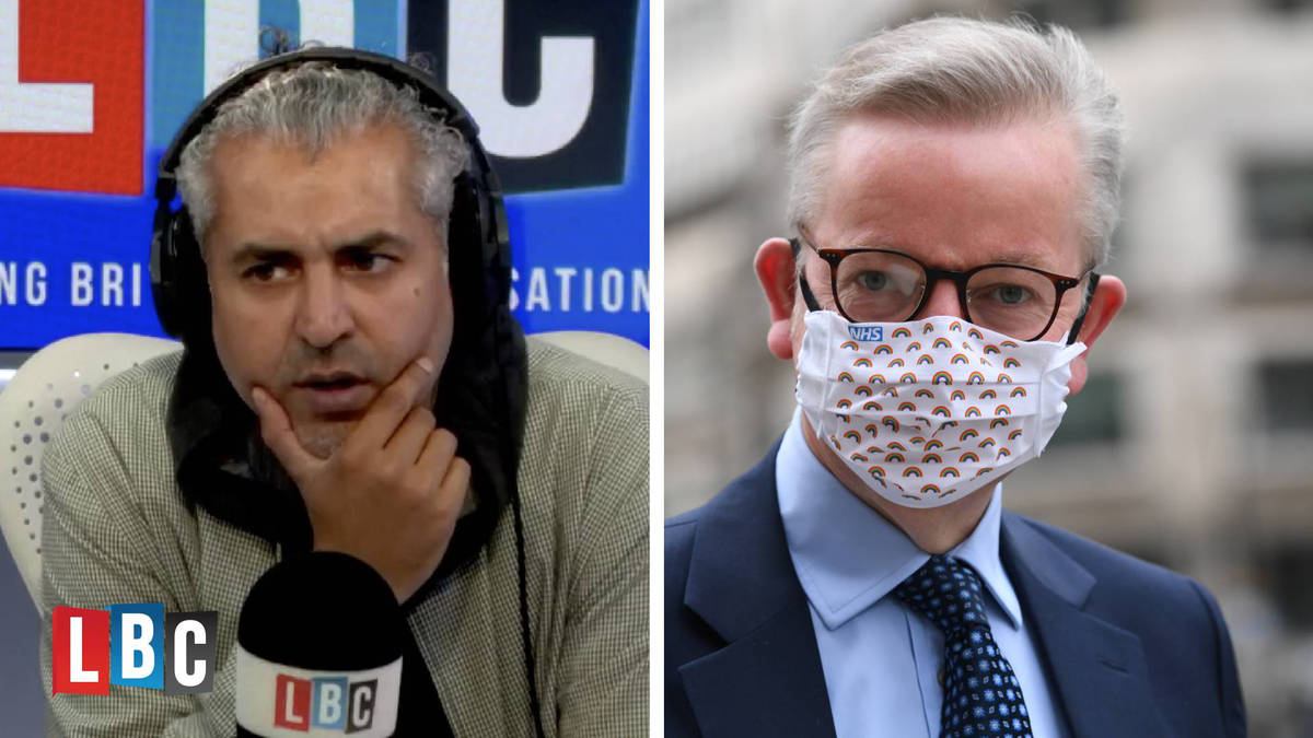 Maajid Nawaz tips Michael Gove to be next Tory leader - only once Brexit is done