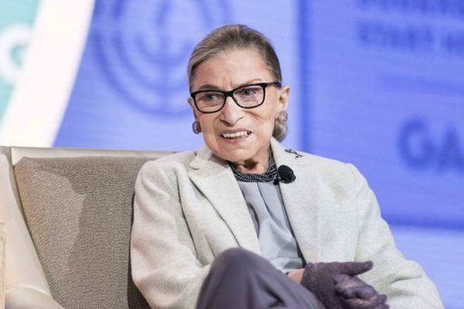 US Supreme Court Justice Ruth Bader Ginsburg passed away aged 87