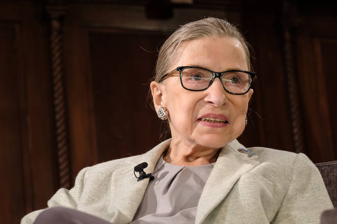 Ruth Bader Ginsburg died aged 87 on Friday