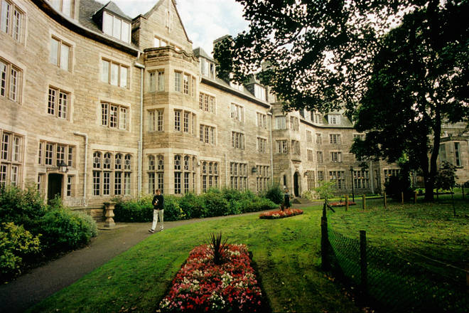 St Andrews students have been urged not to leave their residence