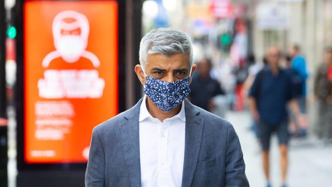 London Mayor Sadiq Khan will hold a meeting of London council leaders tomorrow