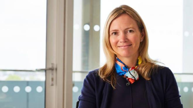 Tristia Harrison, CEO of TalkTalk