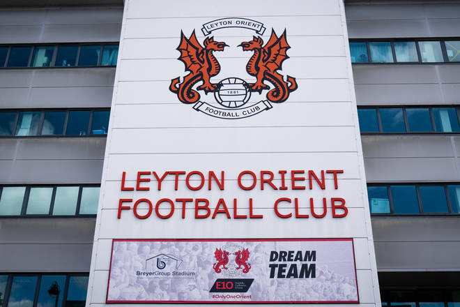 Leyton Orient's Carabao Cup tie with Tottenham Hostpur is in jeopardy following positive Covid tests
